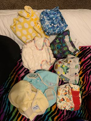 Cloth Diapers for Sale in Fort Worth, TX