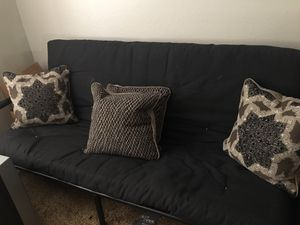Futon with mattress for Sale in Chino Hills, CA