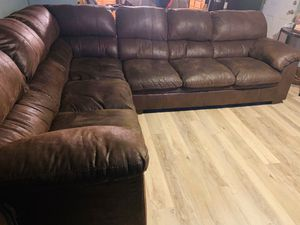 Sectional couches! for Sale in Colorado Springs, CO