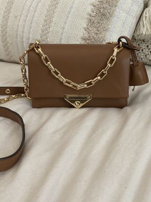 Michael Kors Cece Extra Small Tan / Acorn Bag for Sale in Los Angeles, CA