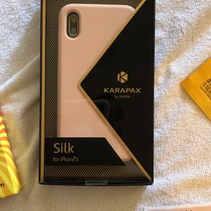 Pink iPhone X Case for Sale in Chandler, AZ