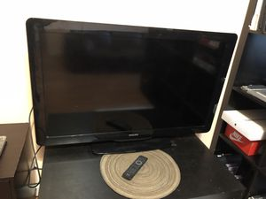 Philips tv 40 inch, model: 40pfl3706/f7 for Sale in Queens, NY