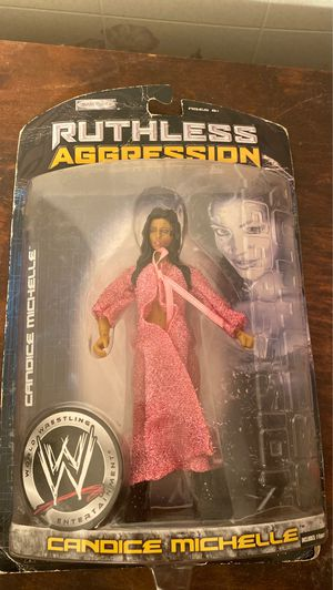 WWE Candice Michelle Action Figure for Sale in Alexandria, LA
