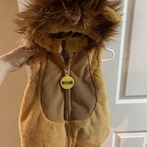 Lion Costume (18 Months) for Sale in Westminster, CA