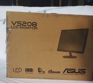 $65 ASUS LCD MONITOR for Sale in Las Vegas, NV
