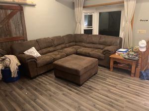 Ashley sectional for Sale in Green Lake, WI