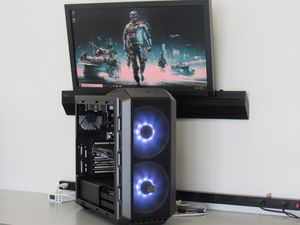 ** FINANCING AVAILABLE +BRAND NEW** Custom Build GAMING Desktop Computer PC Water Cooled Intel Core i7-9700K 16GB RAM 1TB SSD NVIDIA RTX 2080 (8GB) for Sale in Fontana, CA