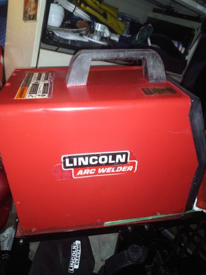 Lincoln SP 85 AC DC voltage arc welder for Sale in Irwindale, CA