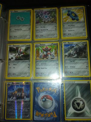 Second half of pokemon binder for Sale in Camden, NJ