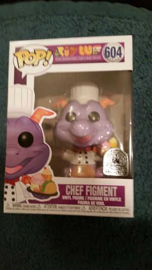 Chef figment funko pop for Sale in Murrieta, CA