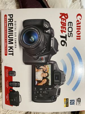 Canon SLR Digital Camera for Sale in Forney, TX