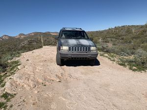 Jeep Cherokee 1995 v8 4x4. Just looking to trade for a 4#4 truck let me know what you have for Sale in Fort McDowell, AZ