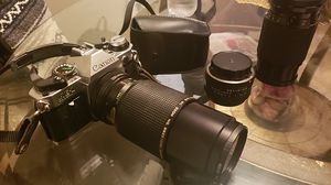 Canon AE-1 for Sale in Houston, TX