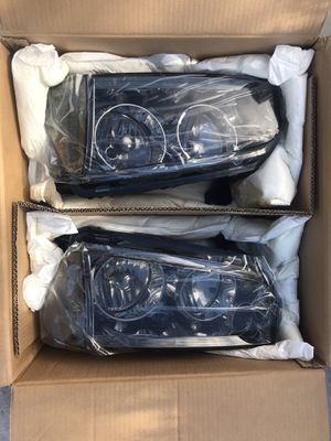 Smoked headlights turn signal light for Dodge Charger 06-10 for Sale in Las Vegas, NV