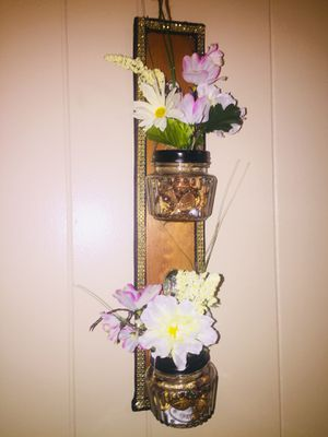 Handmade Mason Jar wall Decor for Sale in Lake Charles, LA