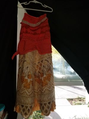 Moana Costume for Sale in Seattle, WA