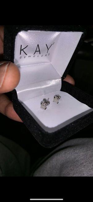 Men's diamond earrings for Sale in Columbus, OH