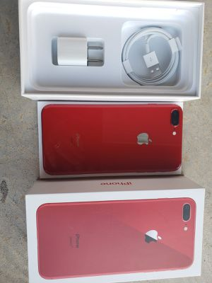 Iphone 8 plus red for Sale in Kyle, TX