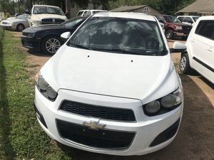 2013 CHEVY SONIC LS WE FINANCE!! for Sale in San Antonio, TX
