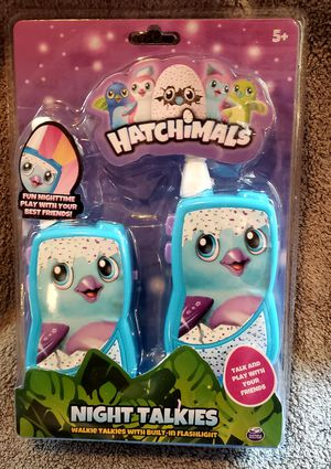 BRAND NEW Hatchimals Walkie Talkies for Sale in Hutto, TX