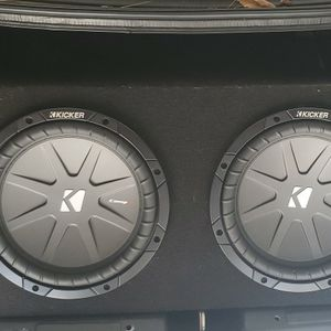 kickers comp10 for Sale in San Jose, CA