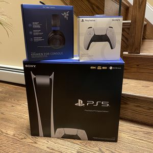 Digital Ps5 for Sale in Staten Island, NY