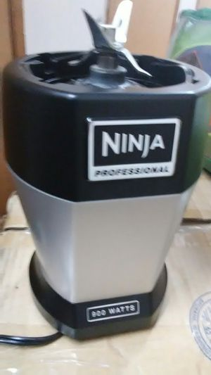 The Ninja blender get the power..... for Sale in San Diego, CA