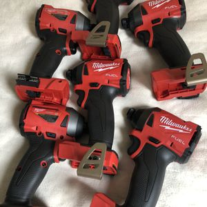 Milwaukee New Impact Fuel $99 Each for Sale in Los Angeles, CA