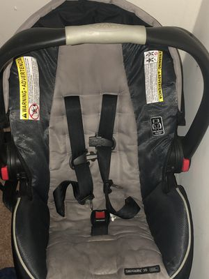 GRACO JOGGER STROLLER & CAR SEAT for Sale in Hampton, VA