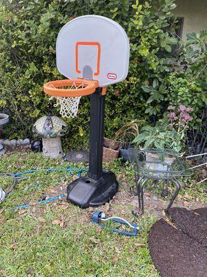 Basketball hoop for Sale in Davie, FL