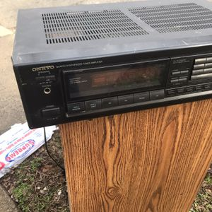 Onkyo Amplifier for Sale in Bound Brook, NJ