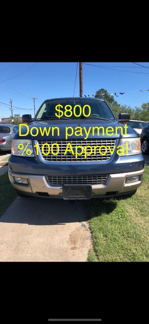2006 Ford Expedition $800-$5000 for Sale in Dallas, TX