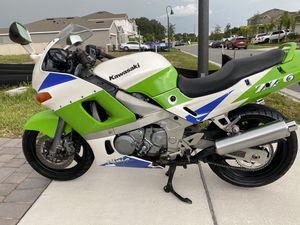 Kawasaki ninja zx6 for Sale in St. Cloud, FL