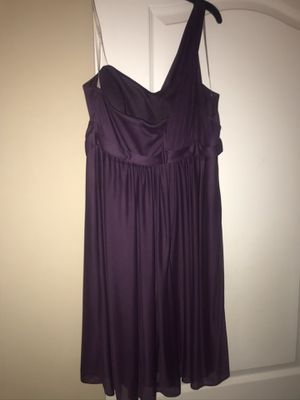 Beautiful plum Bridesmaid dress for Sale in Hampton, VA
