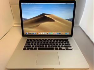 2015 MacBook Pro Retina for Sale in Trumbull, CT