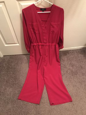 🦒 (SMALL) hot pink jumpsuit 🦒 for Sale in Fontana, CA