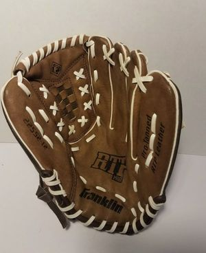 "Franklin RTP Pro 12"" Genuine Leather Baseball Glove for Sale in Peoria, AZ"