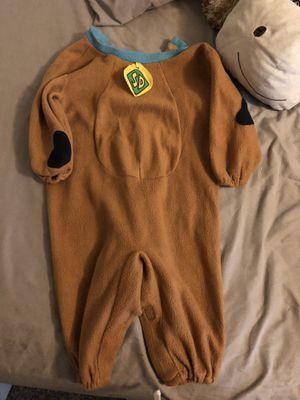 Baby scoobydoo costume for Sale in San Antonio, TX