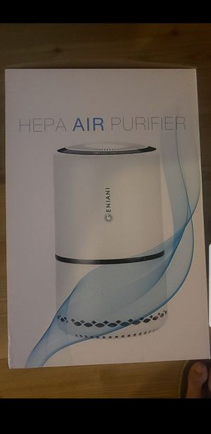 Air purifier with advanced air filter for Sale in Seattle, WA
