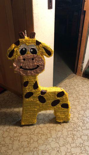 Giraffe piñata for Sale in Medina, OH