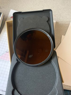 82mm filter nd64 for Sale in Tacoma, WA