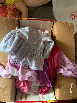 3-6 month baby girl clothes for Sale in Nipomo, CA