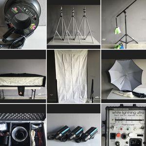 Awesome Complete Photo Studio for Sale in San Bernardino, CA
