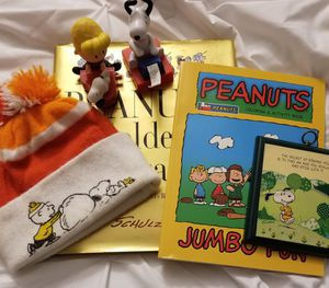 PEANUTS/SNOOPY Bundle collection! for Sale in Tacoma, WA