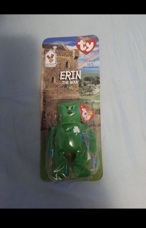 Rare Erin McDonalds Beanie baby for Sale in Mill Hall, PA