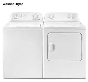 Whirlpool washer & Gas dryer. Both run well. Both in storage facility in Rancho Cucamonga. Moving & need to sell. Buyer to schedule pick up at storag for Sale in Rancho Cucamonga, CA
