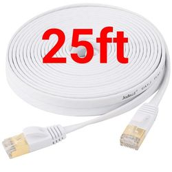 25ft Cat7 Ethernet Network Cable for Sale in Chino,  CA