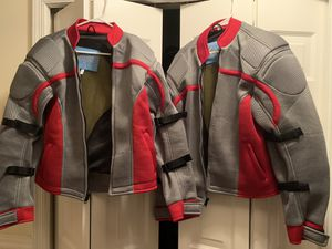 Two Brand New Quality - X-Element Motorcycle Jackets for His and Hers - $95 or Best Offer! for Sale in Annandale, VA