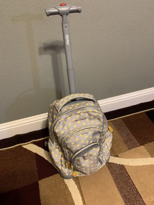 J world rolling backpack for Sale in Modesto, CA