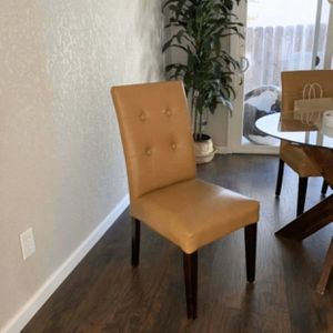 Three Dining Chairs (pier1) for Sale in Fresno, CA